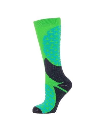 Panthzer Spor Çorap Yeşil